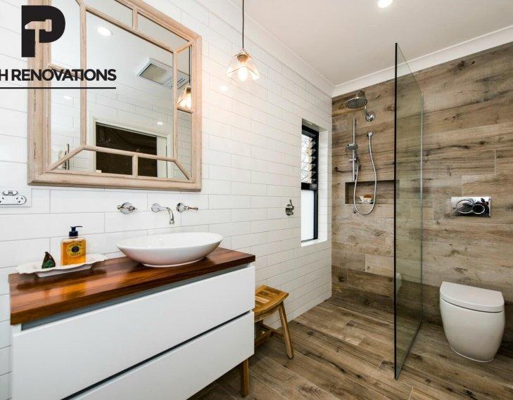 Superior bathroom design